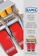 KAMA Heavy Duty Industrial Castors