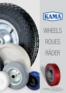 KAMA Wheels (Light Duty to Heavy duty)