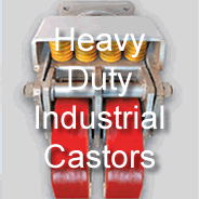 Heavy Duty Industrial Castors