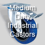 Medium Duty Industrial Castors