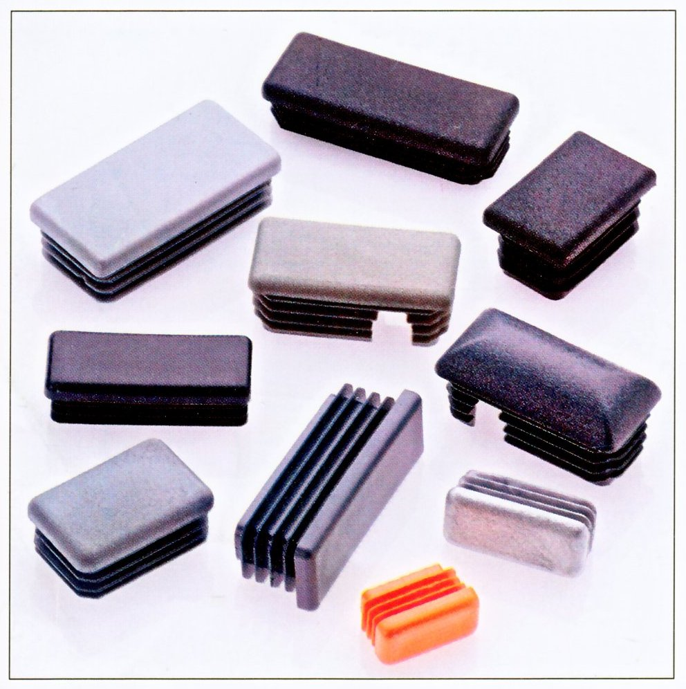 Tube Plugs - Rectangular